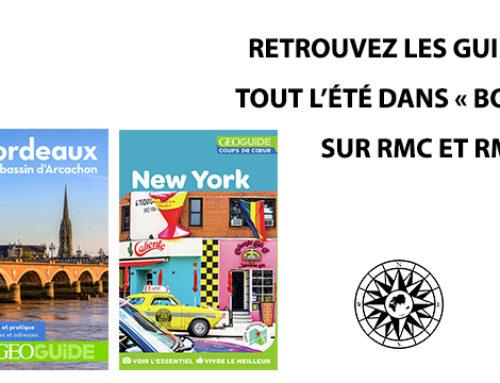 Les guides Gallimard tout l'été sur RMC !